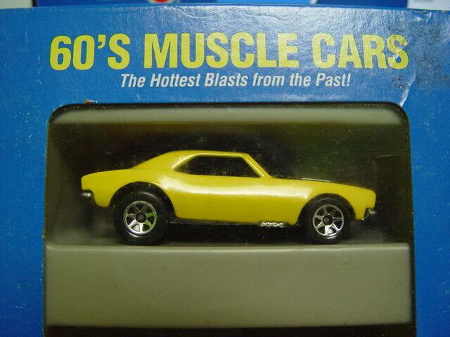 File:67 Yellow Camaro 7spks.jpg