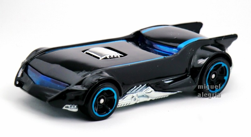 Batmobile In The New Batman Movies Car Type