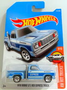 1978 Dodge Lil Red Exp T - Trucks 9 - 17 Cx
