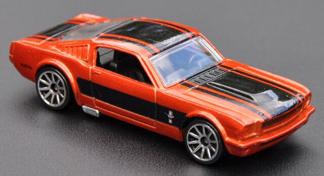 File:65 Mustang Fastback - Mustang Mania Set.jpg