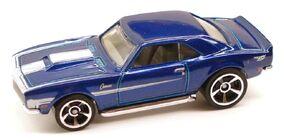 68COPOCamaro Blue
