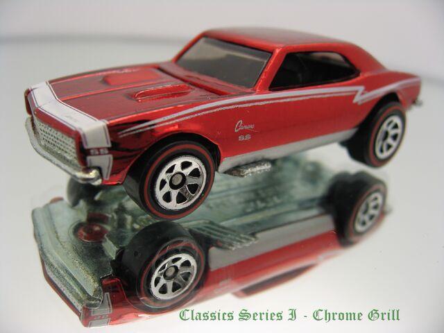 File:Classics I red chrome grill.jpg