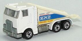 Ramp Truck Wht