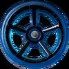 Black & Transparent Blue OH5SP