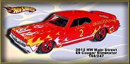 2012 HW Main Street 69 Cougar Eliminator