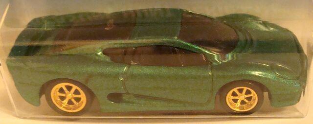 File:431 Treasure Hunt Series Jaguar XJ220.jpg