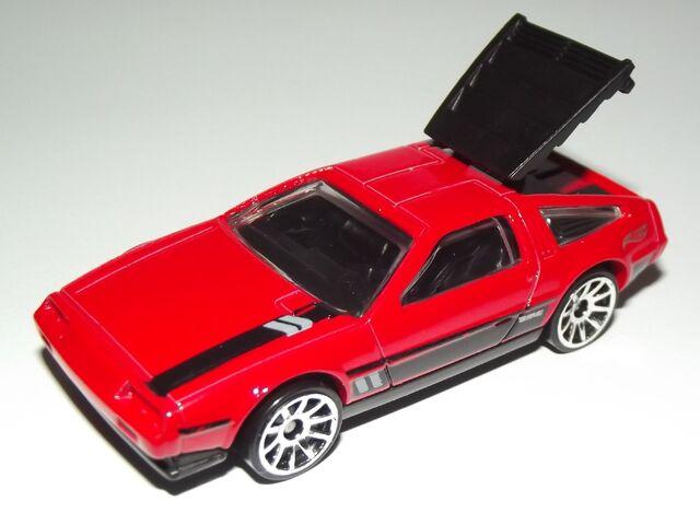 File:2014-033 '81 DeLorean DMC-12 (SPEED TEAM) open.jpg