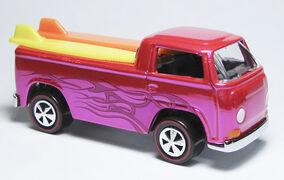 Beach Bomb Truck HWC S5