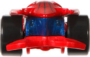 BDM72 Hot Wheels Marvel Character Cars - Spiderman HW Marvel Cars Spiderman XXX 2
