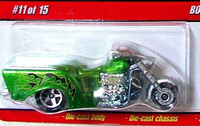 File:Boss Hoss Motorcycle Green.jpg