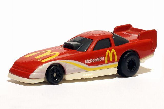 File:McDonald's Probe Funny Car 1993 - 01276df.jpg