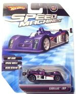 Speed Machines Cadillac LMP Card