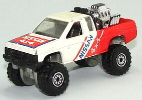 Nissan Harbody WhtRd
