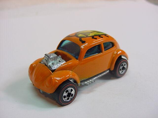 File:1974 bug on roof Volkswagen.jpg