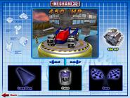 Shadow Jet was Playable in Hot Wheels Mechanix PC 2006 Hot Wheels