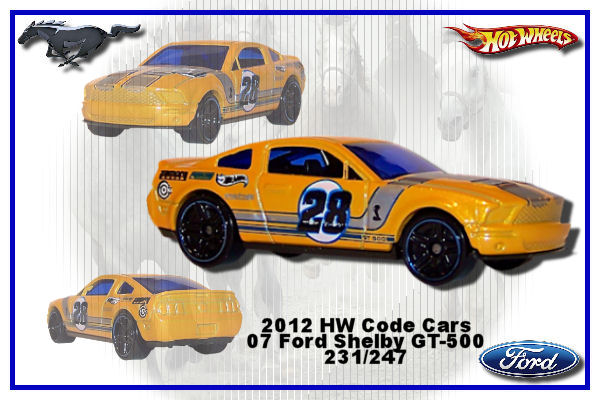 File:2012 HW Code Cars Ford Shelby GT-500.jpg