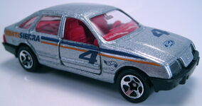 Ford Sierra XR4Ti silver 1997