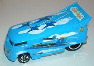 VW Bus Blue Angels CK