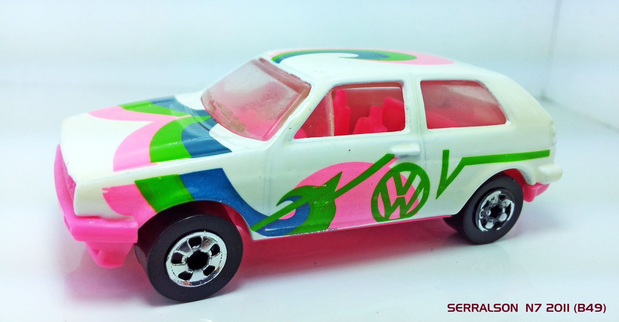 VW Golf  Hot Wheels Wiki  FANDOM powered by Wikia