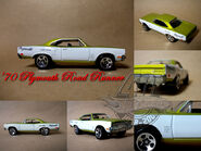 70 Plymouth Road Runner TH-2008-40th Loose