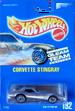 Corvette Stingray package front