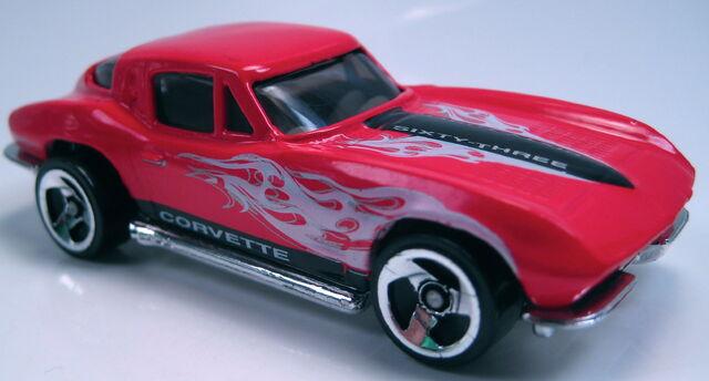 File:'63 corvette split window red 2002.JPG