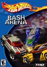 Hot Wheels Bash Arena--cdcovers cc--front