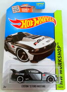 Custom 12 Ford Mustang - KMart - Work 240 - 15 Cx