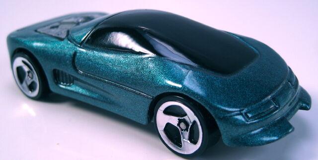 File:Buick Wildcat green metallic 3sp wheels GREY engine variation.JPG