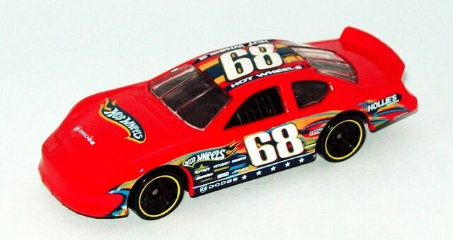 File:Dodge Charger Stock Car Red2.JPG