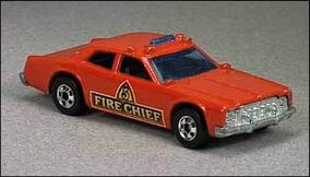 Fire Chief 1990
