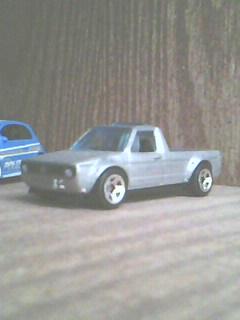 1982 VW Caddy Euro-Market Minitruck