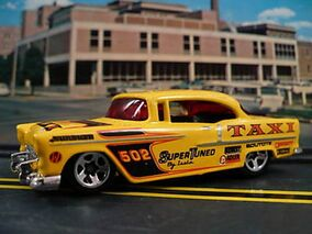 1955 Chevy Taxi