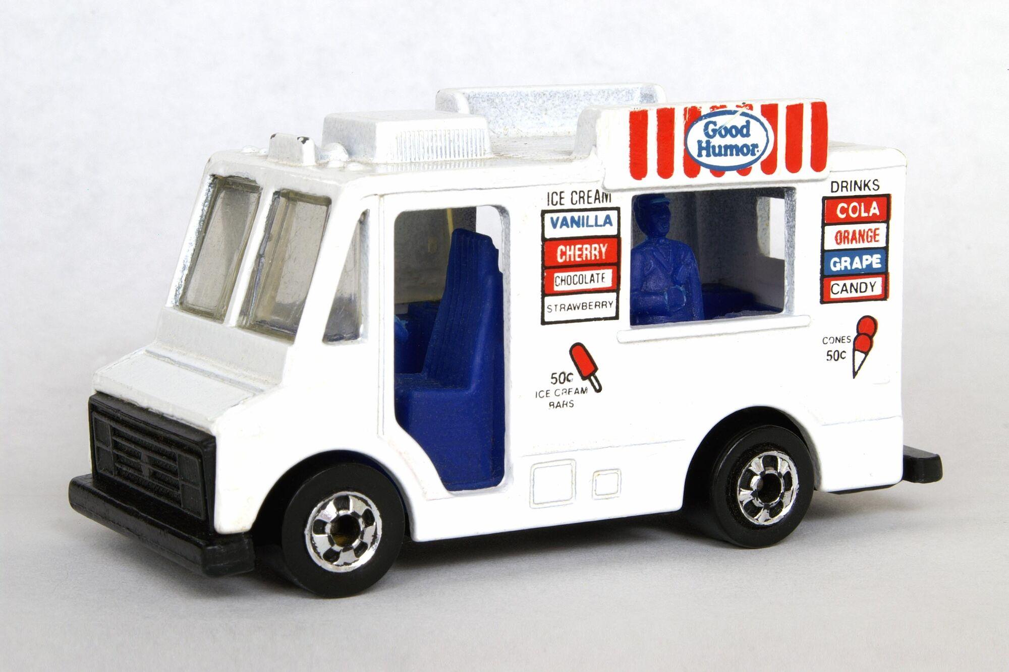 Good Humor Truck   Hot Wheels Wiki   FANDOM powered by Wikia