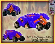 2011 Halloween 5-Pack Target Exclusive Double Demon