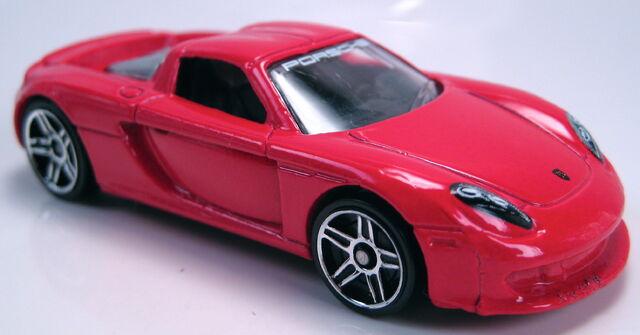 File:Porsche Carrera GT red 2013 HW City Street Power.JPG