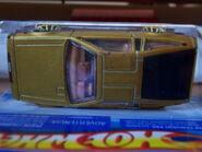 DeLorean Dark Interior