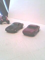 Hot Wheels & Corgi Jaguar XJ-S