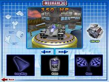 Shadow Jet II was Playable in Hot Wheels Mechanix PC 1999 Buggin' Out Series