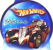 2006 Holiday Hot Rods Card