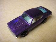 Barracuda purple