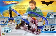 Hot Wheels Batman Begins-2006 pista.imagen 1