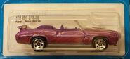 70 Pontiac GTO Heritage Retro Purple FJP13