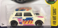 Morris Mini HW Art Cars
