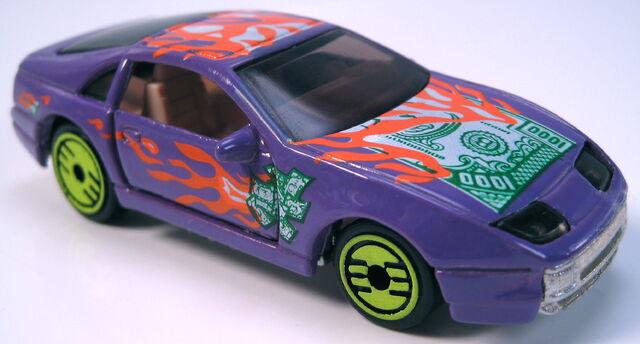 File:Nissan 300ZX Custom Z purple Revealers Series 1993.JPG