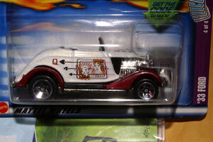 Trump Cars Series '33 Ford - 7431c