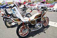 Bōsōzoku motorcycle