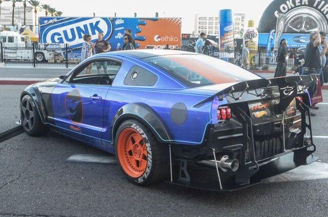 File:SEMA Mustang 02.jpg