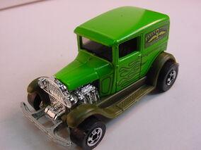 A-Ok 1978 green