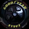 Black Goodyear Eagle 5SP